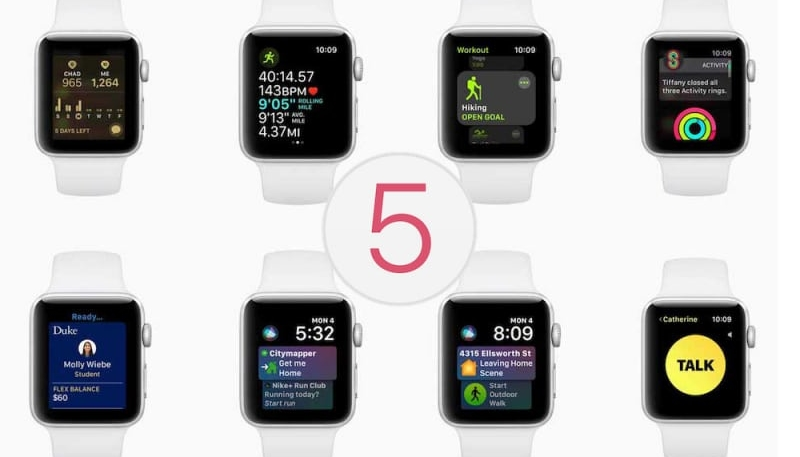 'Raise to Siri' Feature Enabled in watchOS 5 Beta 3