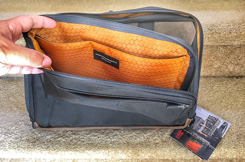 WaterField Designs' Air Porter & Air Caddy Are Handcrafted for the World Traveler