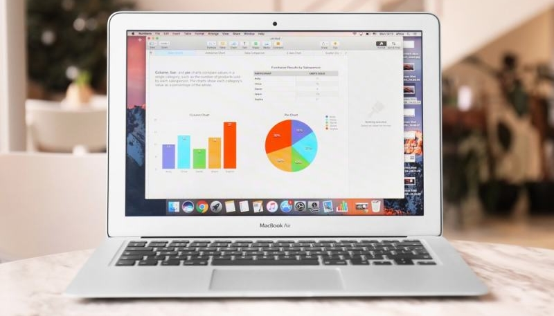 New Report Claims Apple Will Debut New MacBook Air at End of Third Quarter
