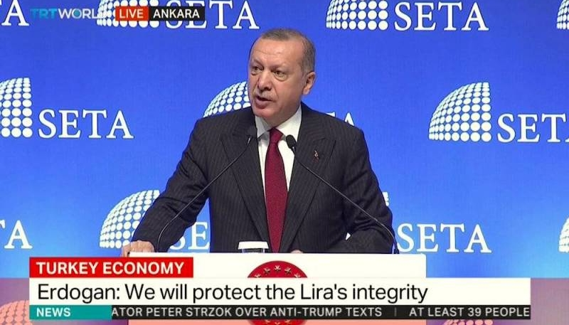Turkish President Calls for a Boycott of Apple and All U.S. Devices