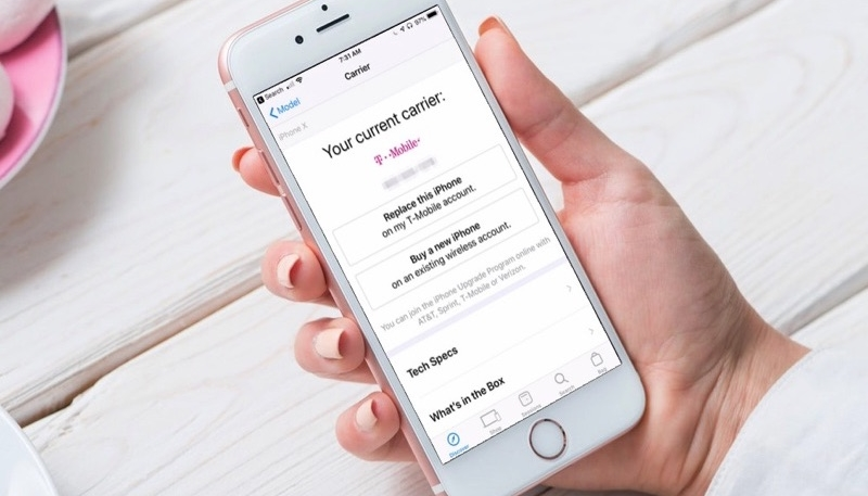 T-Mobile Users Can Now Enroll in Apple's iPhone Upgrade Program Online