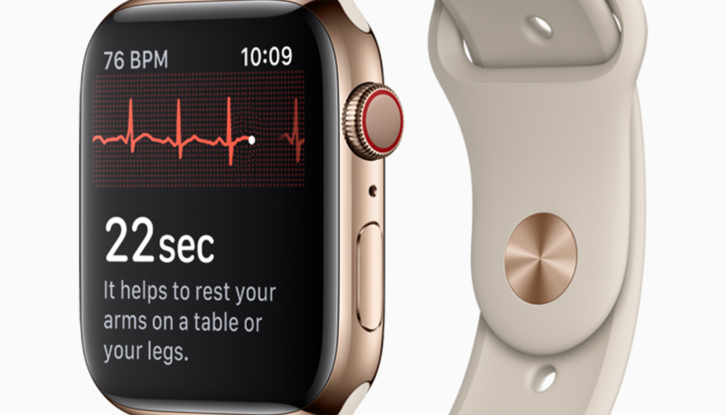 U.K. Clearance for Apple Watch Series 4 ECG Feature Could Take Years
