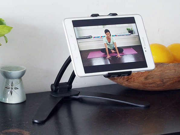 MacTrast Deals: ARMOR-X 2-in-1 Tablet Stand – Adjust, Collapse & Take This Tablet Stand Anywhere!