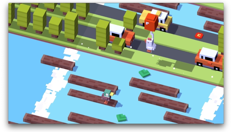 Popular Game Crossy Road Coming Soon to Apple Arcade