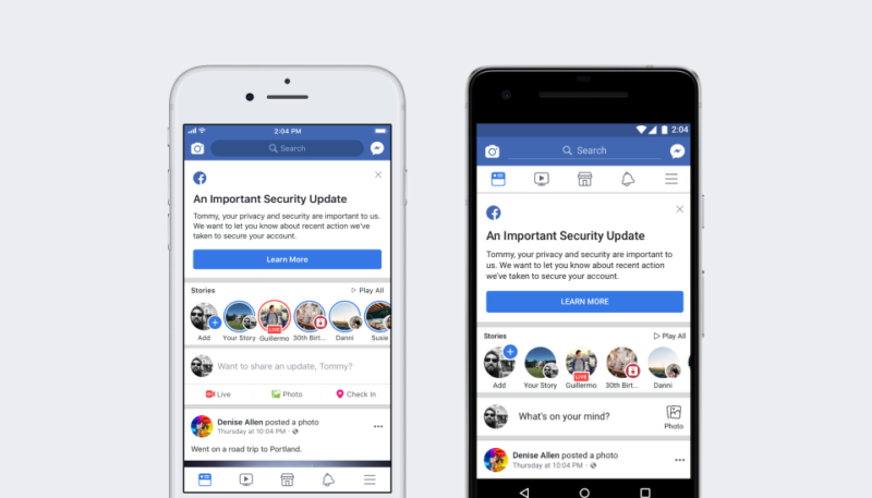 Facebook Details Data Hackers Accessed From Nearly 30 Million Users