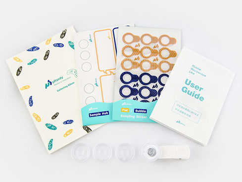 MacTrast Deals: uHandy Smartphone & Tablet Microscope Kits (Lite)