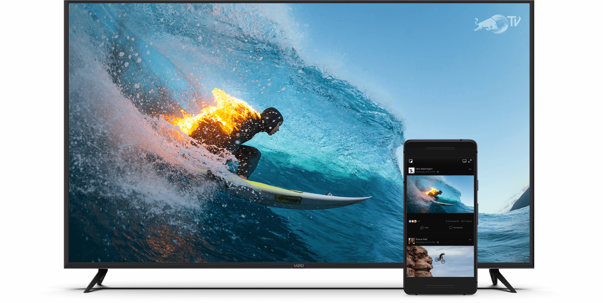 """VIZIO E65-F1 65"""" Class 4K HDR Smart TV - A Great Option if You're in the Market for a BIG TV"""