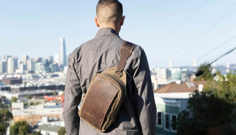 WaterField Unveils New Sutter Tech Sling for New Apple iPad Pros, MacBook Air