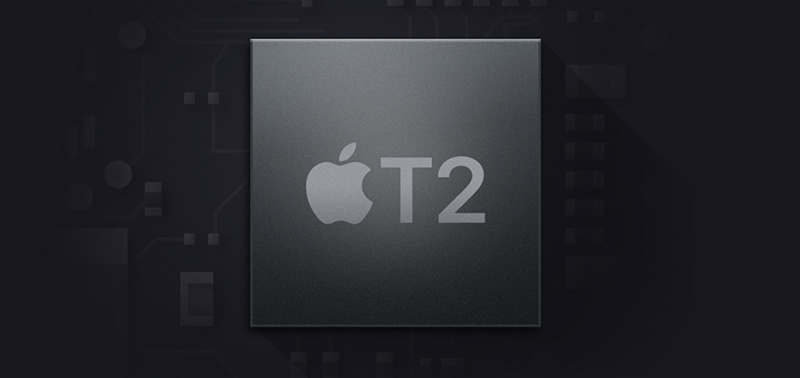 Apple's New T2 Security Chip Guide Details Privacy Features