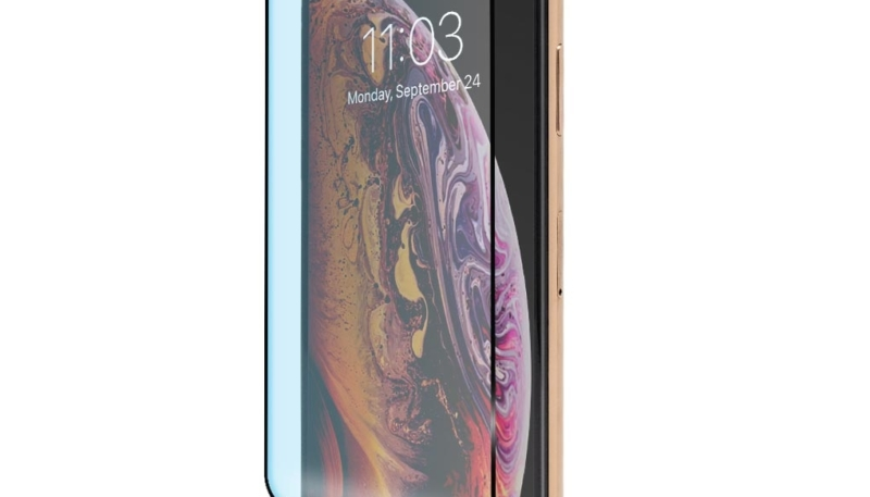 Review: New BodyGuardz Pure 2 EyeGuard Glass Screen Protector for iPhone XS Max Protects the Screen and Your Eyes