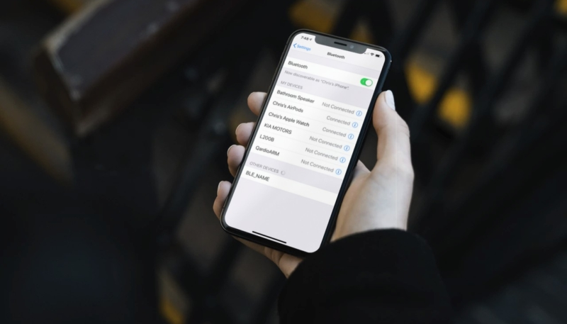 Small Number of iPhone XS and iPhone XS Max Owners Experiencing Bluetooth Connectivity Issues
