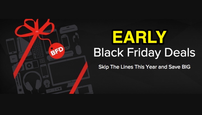 MacTrast Deals: Early Black Friday Deal Roundup