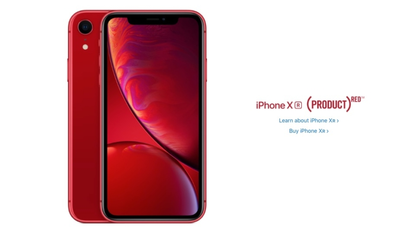 Apple's Red iPhone XS and XS Max Rumored to Launch in China This Month, Sans PRODUCT(RED) Branding