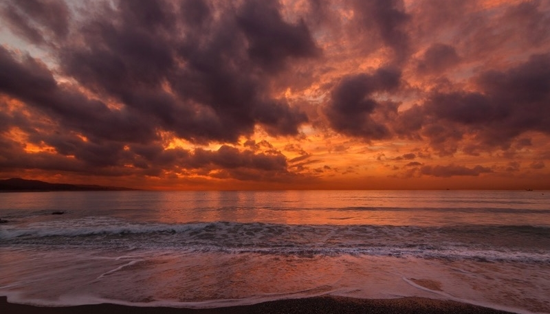 Wallpaper Weekends: Sunsets Over the Water Wallpapers for iPhone