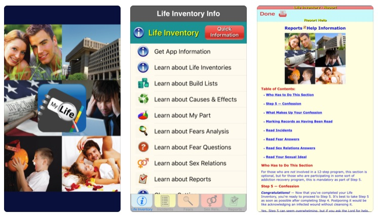 Get Help Creating Your Own Life Inventory, Just in Time for the New Year