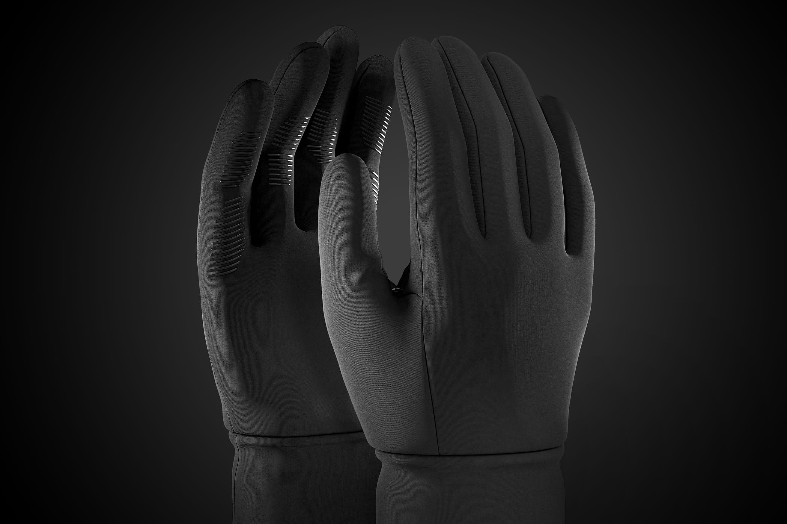 Mujjo Touchscreen gloves design