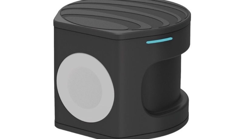 AT&T Planning to Release 2-in-1 iPhone and Apple Watch 'Power Drum' Charger Boasting 3,000mAh Battery