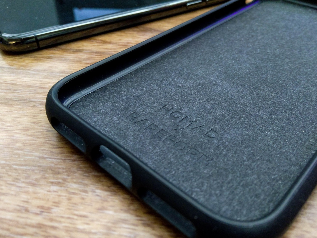 Rareform case lining