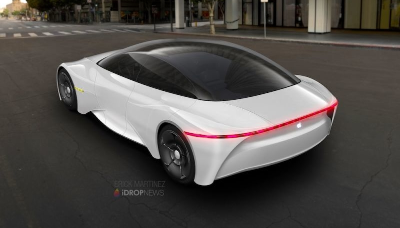 Report: Apple Chose to Go Solo Route for 'Apple Car' Development to Avoid Further Delays