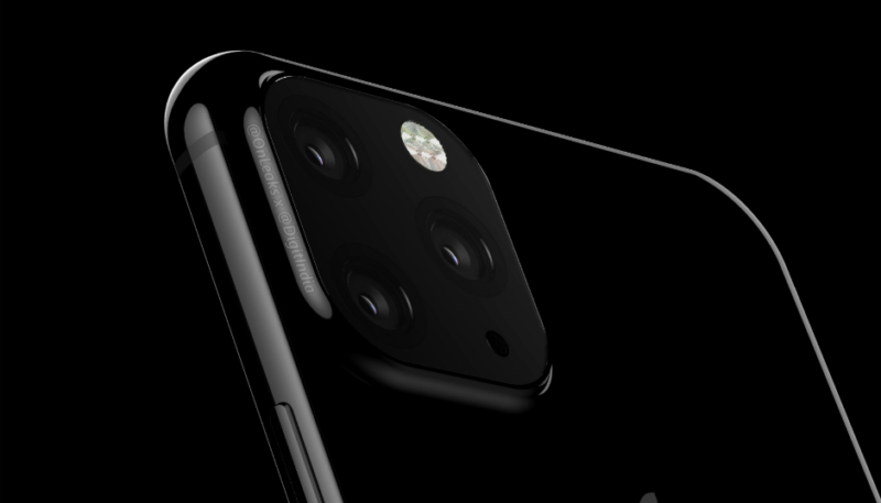 WSJ: Apple's Flagship 2019 iPhone Lineup to Feature Triple Lens on High-End Model, Dual Lenses on iPhone XR Replacement