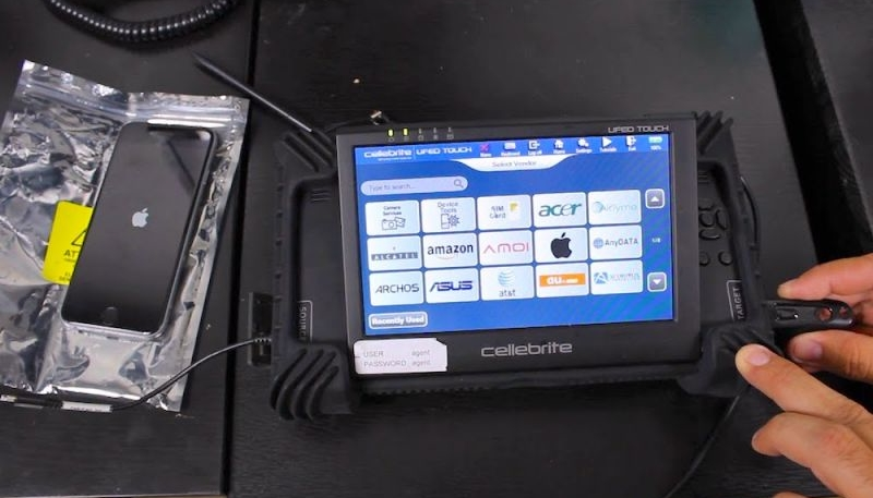 Used Cellebrite iPhone Hacking Tools For Sale on eBay For as Little as $100