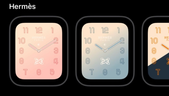 watchOS 5.2 Beta Three Released to Developers - Includes New Watch Faces for Hermès Models