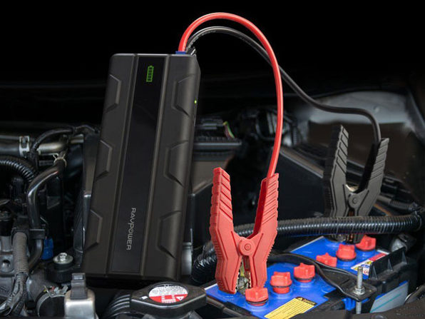 MacTrast Deals: 14,000mAh Car Jump Starter Kit – Start Your Car and Recharge Your Mobile Devices