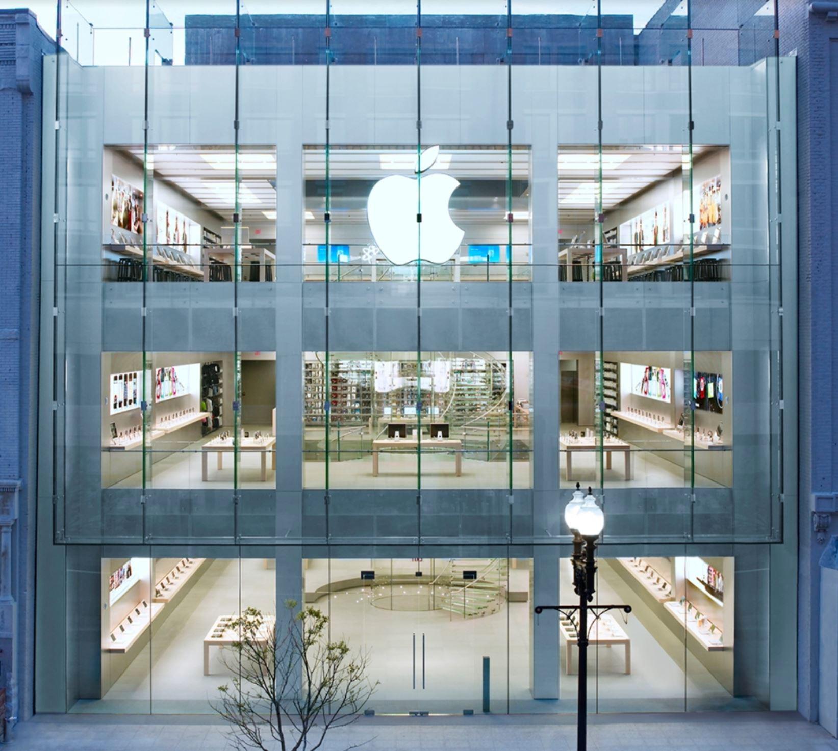 Apple Store Boylston Street_ Boston_ USA