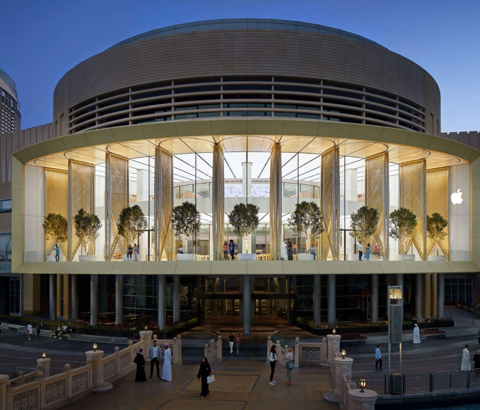 Apple Store Dubai_ UAE