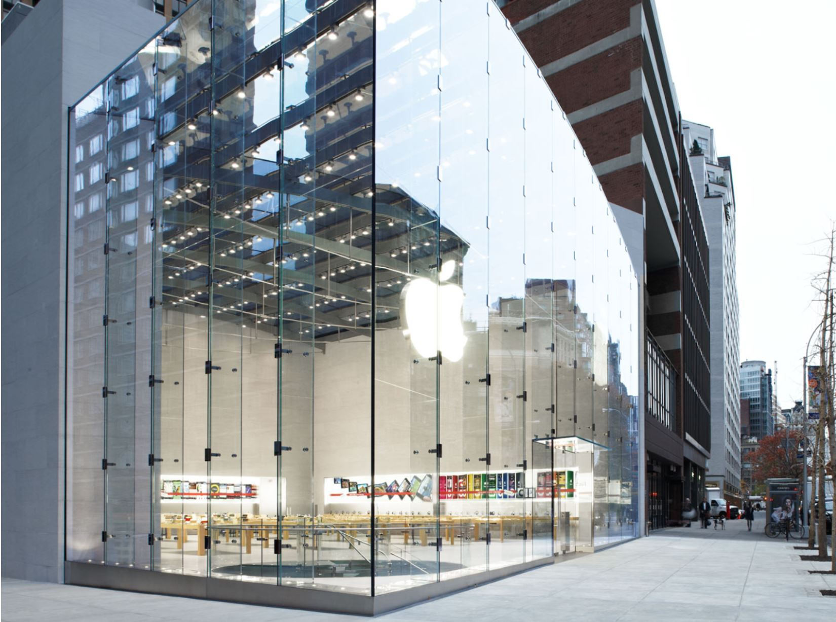 Apple Store Upper West Side_ NYC_ USA