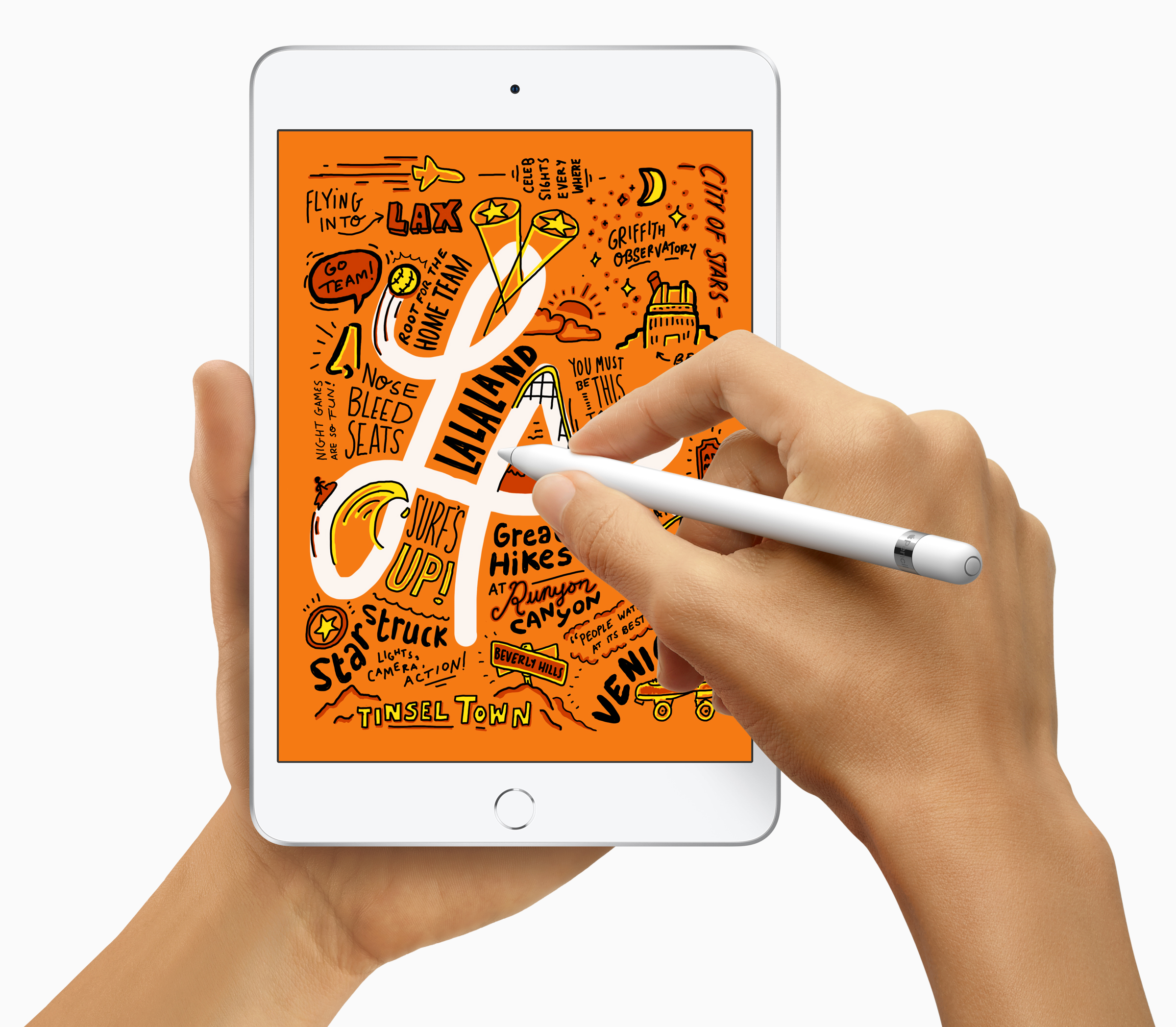 Apple Announces New $499 iPad Air With A12 Bionic Chip, 5th-Gen iPad mini, Both With Apple Pencil Support