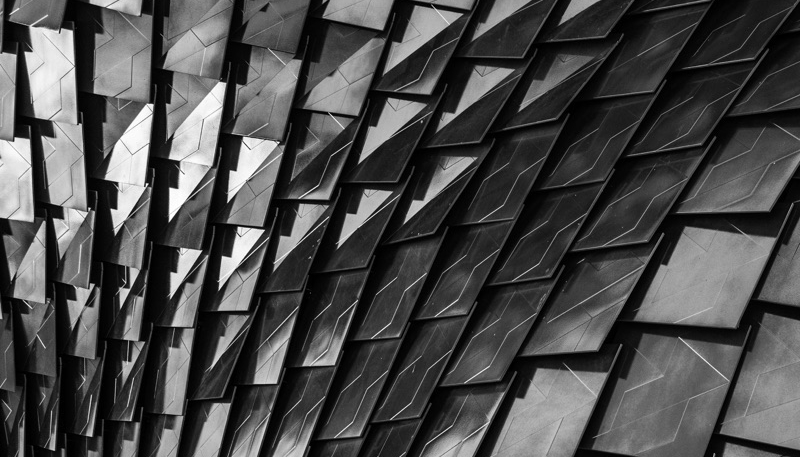 Wallpaper Weekends: Black and White iPhone Wallpapers