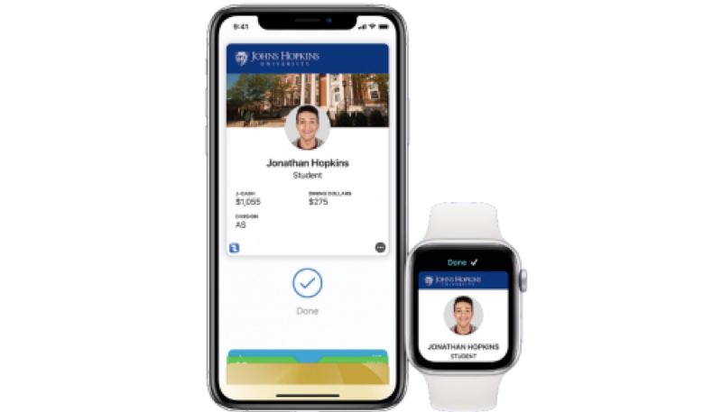 Apple Wallet's Student ID Support Expands to Johns Hopkins University
