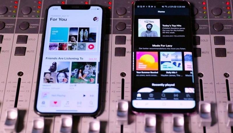 Spotify Hits Back, Calls Apple a Monopolist
