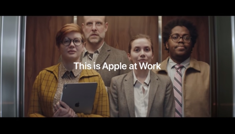 Apple's New 'Underdogs' Video Focuses on Apple Products Being Used at Work