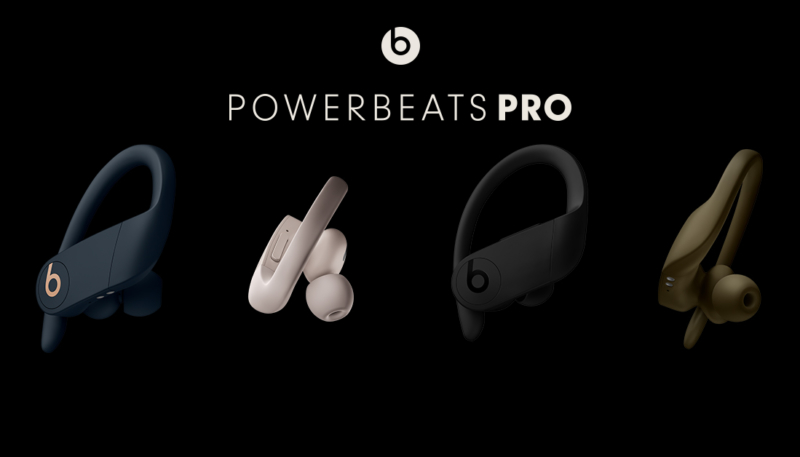 Powerbeats Pro Set to Launch in May – Black Available First, Other Colors in the Summer