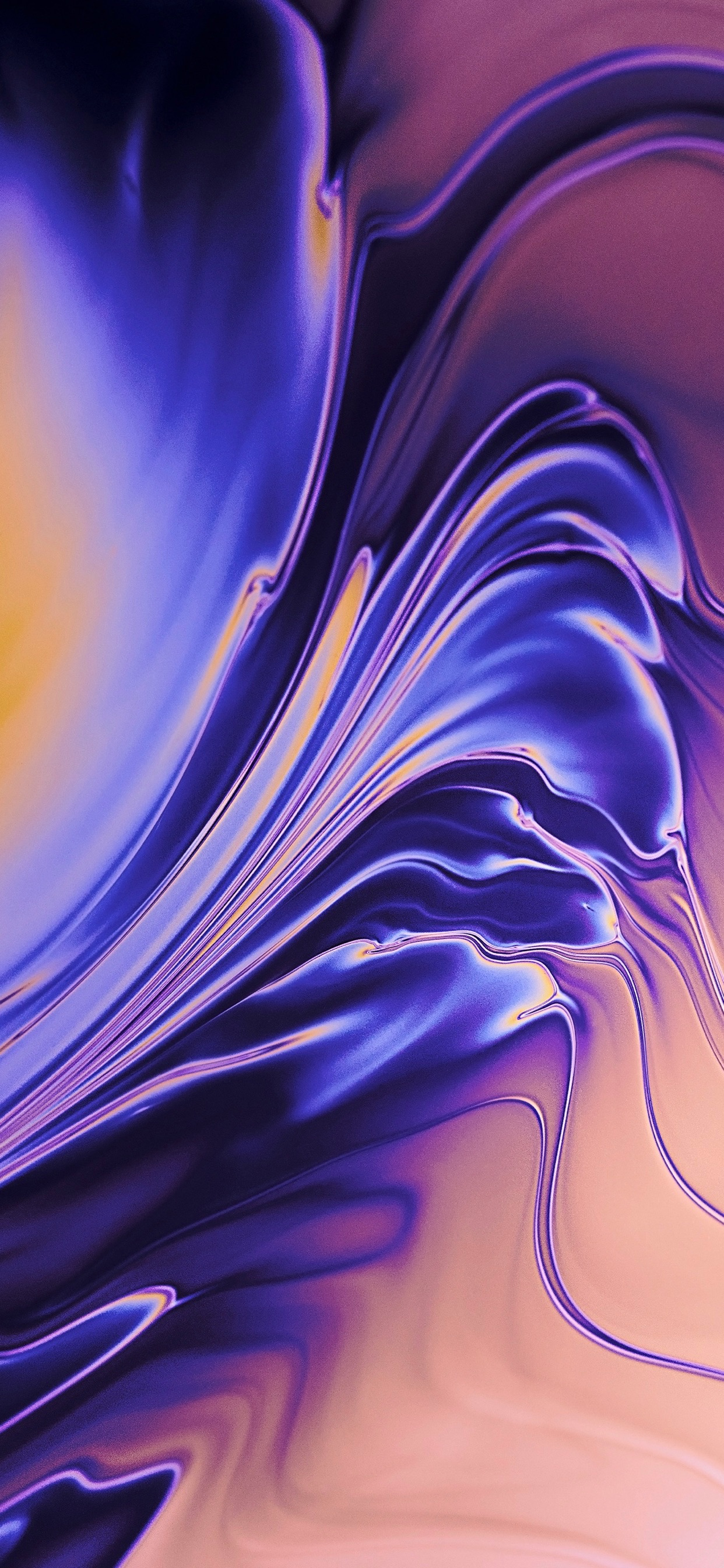 Wallpaper Weekends: Abstract iPhone Wallpapers From the macOS Desktop Pictures Folder