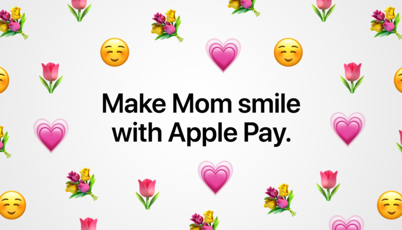 Save $15 When You Pay for Mother's Day Flowers With Apple Pay