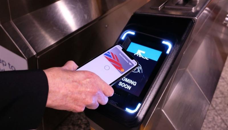 Apple Pay Coming to Select New York City MTA Subway Stations on May 31