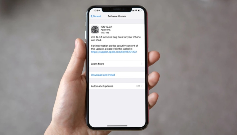 Apple Releases iOS 12.3.1 to Fix Bugs in Messages App and VoLTE Calls