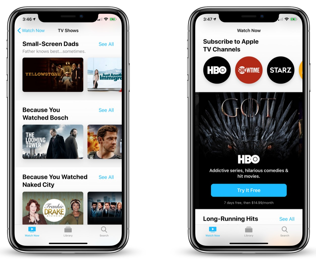 iOS 12.3 Now Available - Includes New TV App and Channels Feature