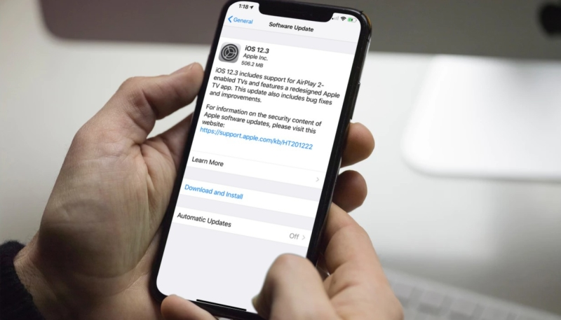 iOS 12.3 Now Available – Includes New TV App and Channels Feature