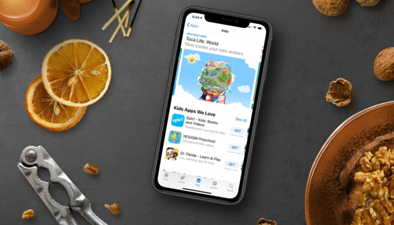 Apple Eases App Store Review Guidelines Connected to Third-Party Ads in Kids Apps Category and 'Sign in With Apple'
