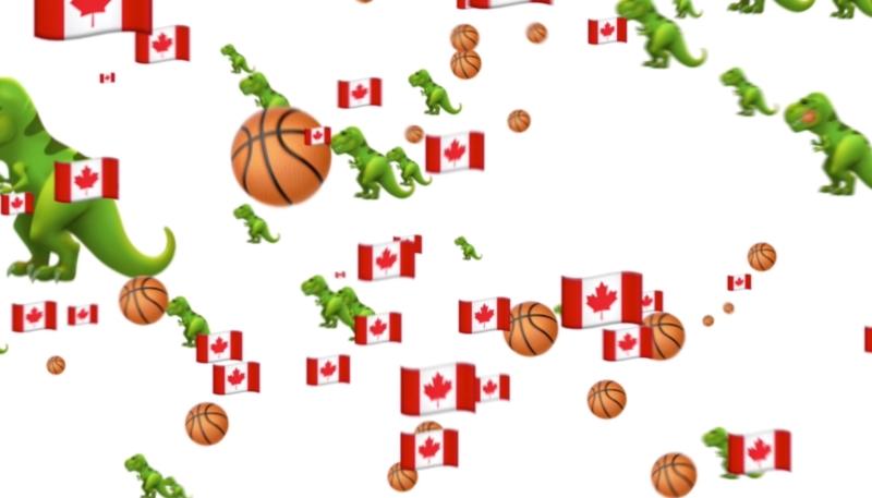 Apple Celebrates The Toronto Raptors' NBA Championship