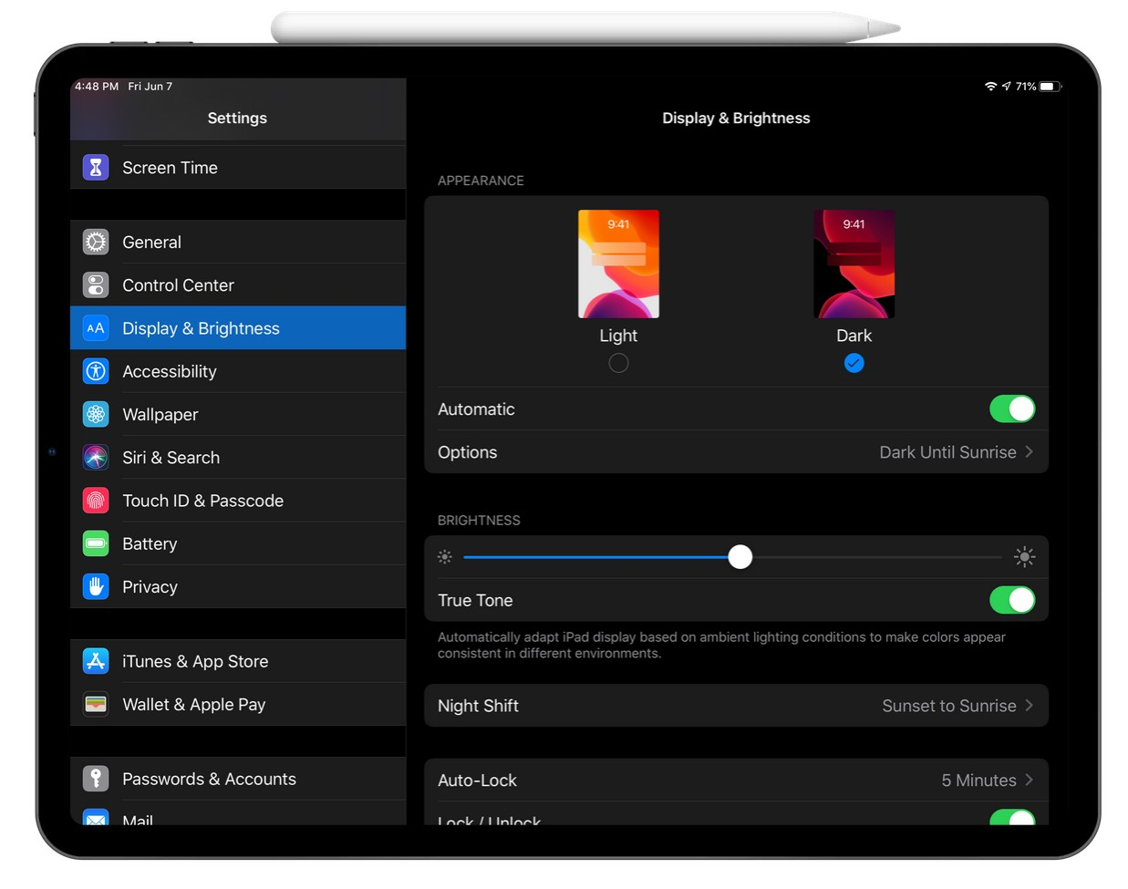 How to Enable Dark Mode in iOS 13 and iPadOS