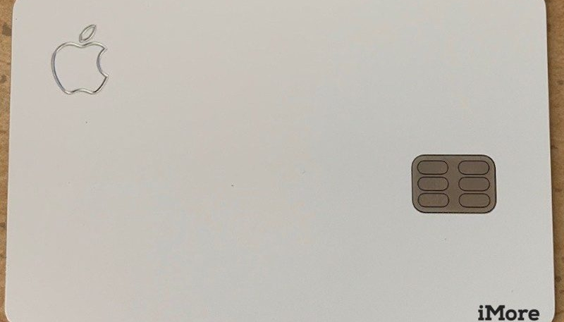 Leaked Photos Offer a Look at the Apple Card in the Wild