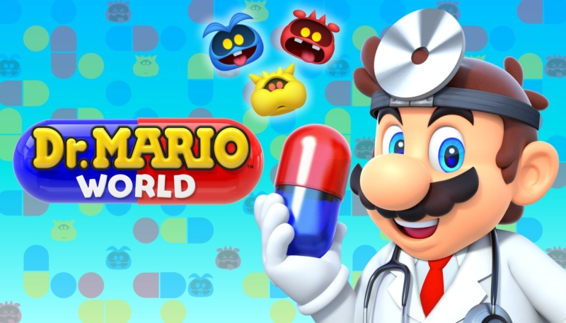 Nintendo Pulling 'Dr. Mario World' Game From iOS App Store in November