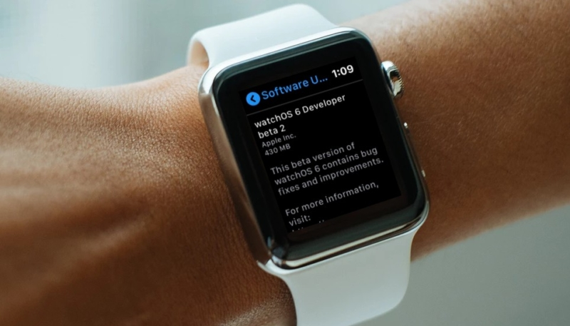 watchOS 6 Brings Apple Watch OTA Software Update Mechanism, iPhone Still Required For Now