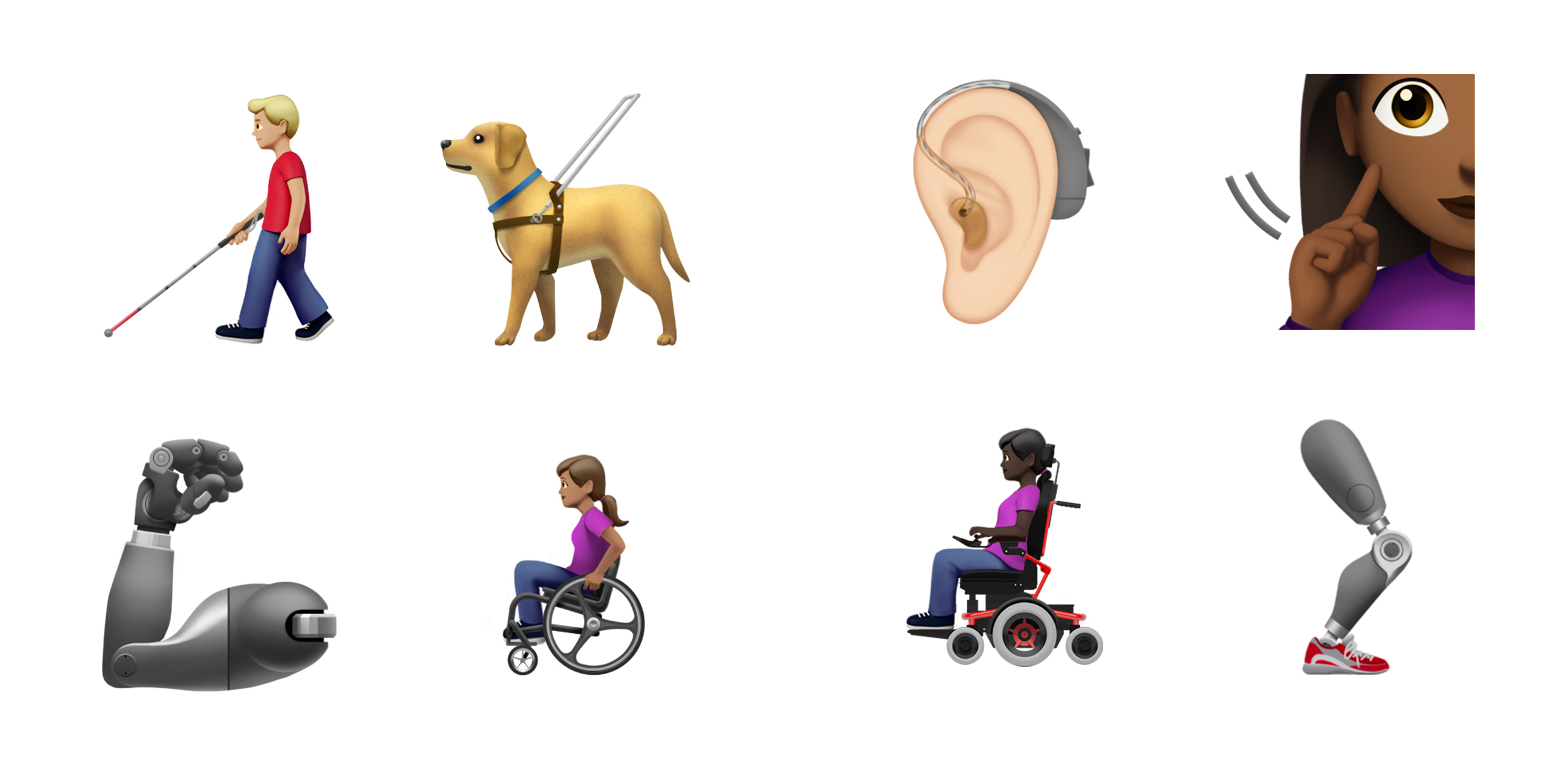 Apple Celebrates World Emoji Day With a Peek at The New Emoji Coming to iPhone This Fall