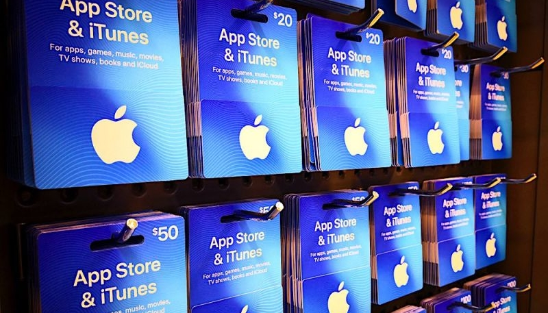 Apple Accused of Not Aiding Victims of iTunes Gift Card Scam